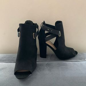 Edgy Booties